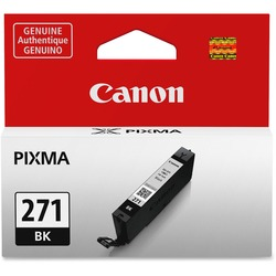 Canon CLI-271BK Original Ink Cartridge - Black