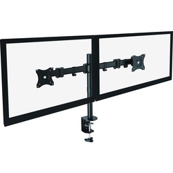Lorell Mounting Arm for Dual Monitor