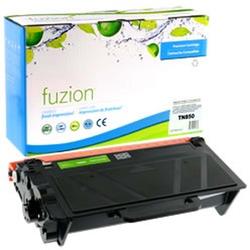 Fuzion Toner Cartridge - Alternative for Brother TN850 - Black