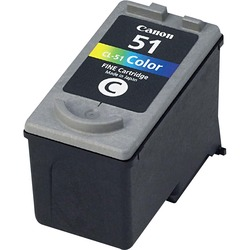 Canon CL-51 High Capacity Color Ink Cartridge