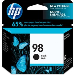 HP 98 Black Ink Cartridge