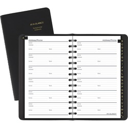 At-A-Glance Small Telephone/Address Book | by Plexsupply