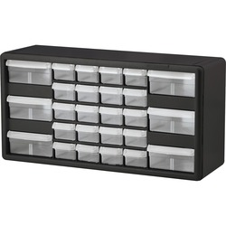 Akro-Mils 26-Drawer Stackable Cabinet | by Plexsupply