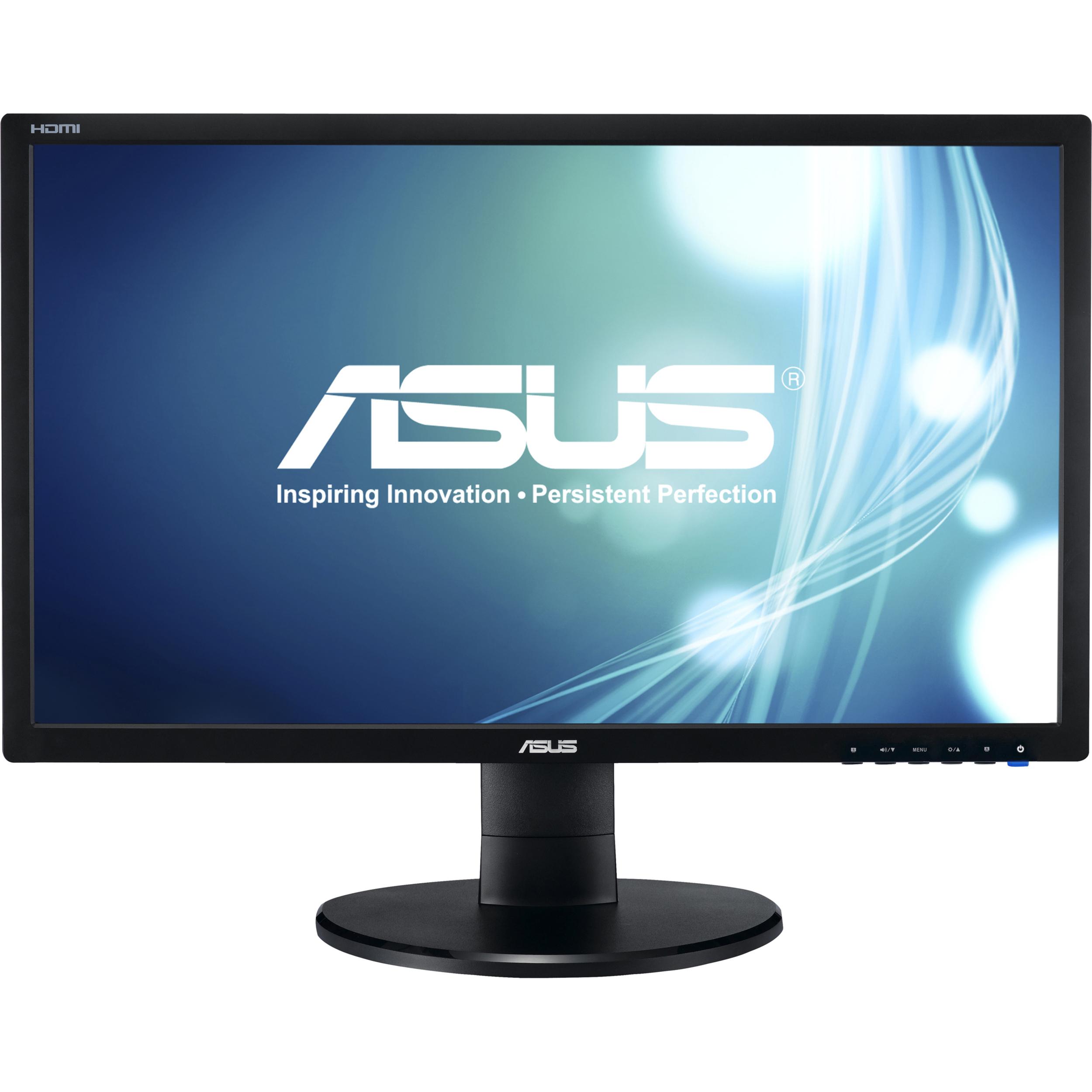 "Asus VE228H 21.5"" Full HD LED LCD Monitor - 16:9 - Black_subImage_1"