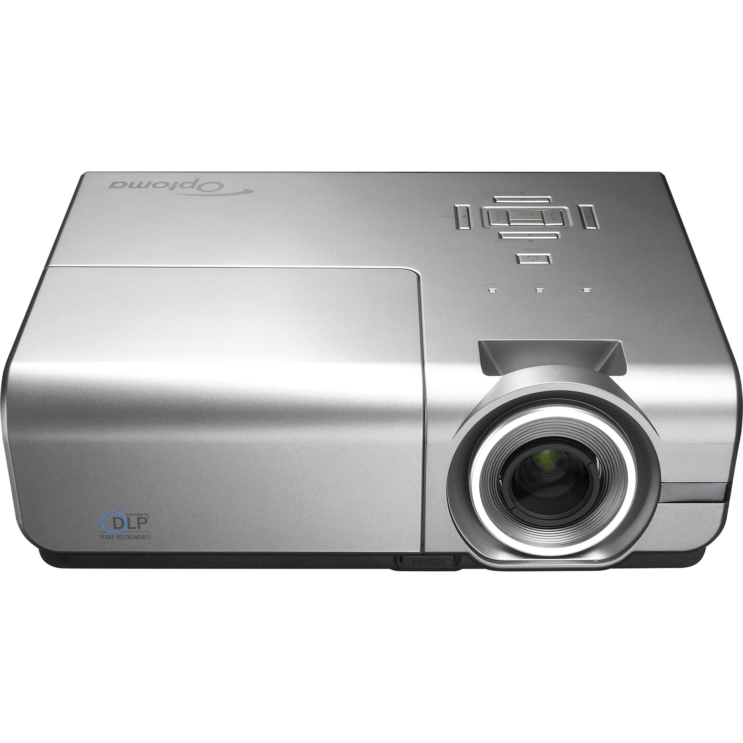 Optoma X600 XGA 6000 Lumen Full 3D DLP Network Projector with HDMI_subImage_1