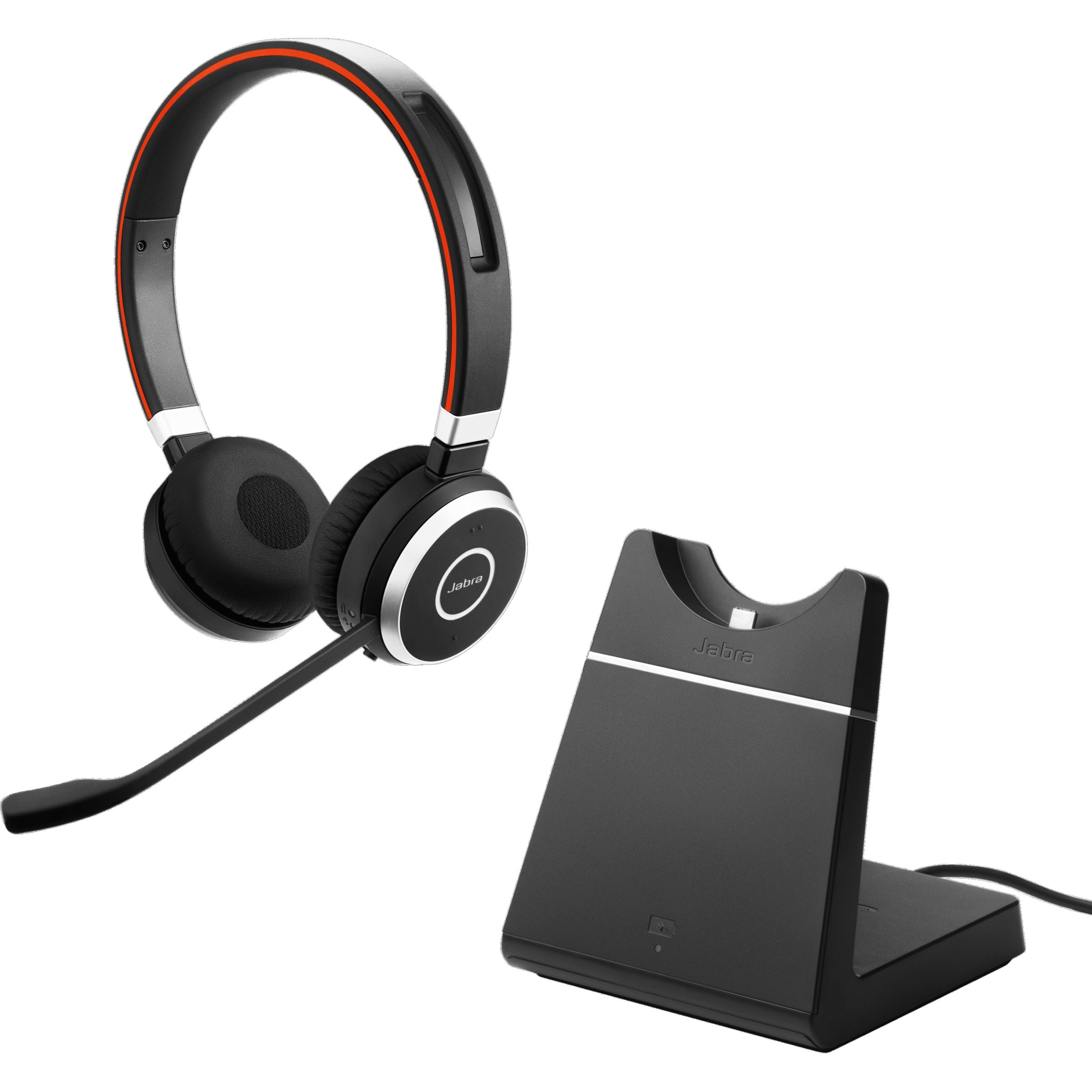 Jabra Evolve 65 With Charging Stand MS Stereo_subImage_1