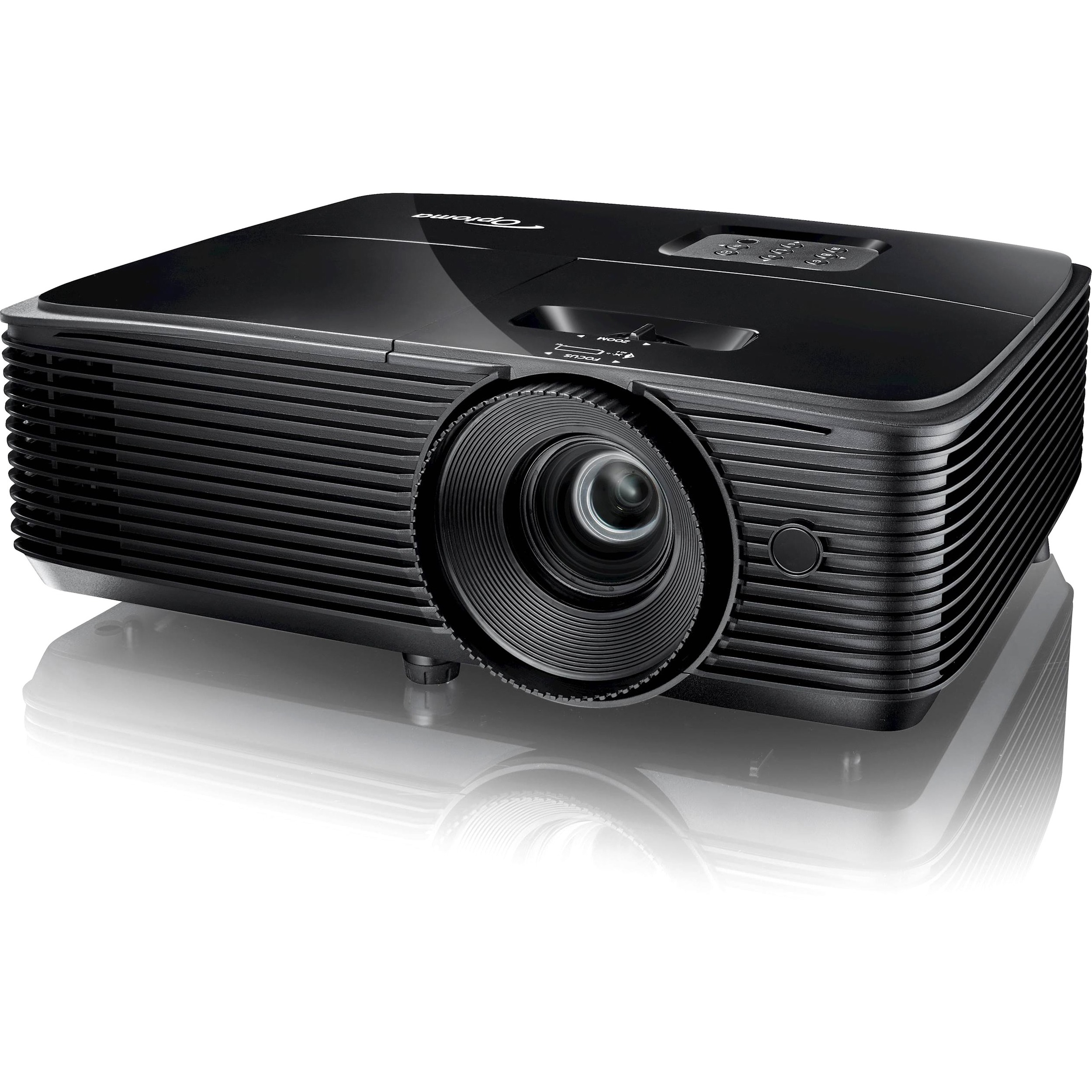 Optoma S334e 3D Ready DLP Projector - 4:3 - Black_subImage_1