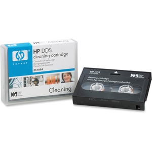 HP 4MM DDS Cleaning Cartridge - DAT - 1 Pack