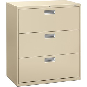 HON683LL - HON 600 Series Standard File Cabinet