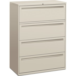 HON794LQ - HON 700 Series Lateral File with Lock