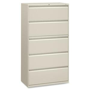 HON885LQ - HON 800 Series Lateral File