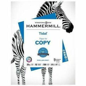 Hammermill Tidal 8.5x11 Inkjet, Laser Copy & Multipurpose Paper - White - Recycled