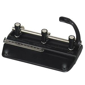 MAT325B - Master Three-Hole Medium Duty Hole Punch