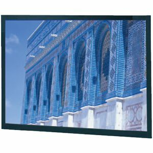 Da-Lite Da-Snap with Pro-Trim Fixed Projection Screen