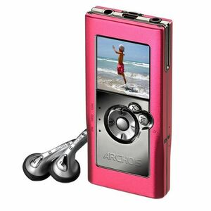 Archos Gmini XS 104 4GB MP3 Player