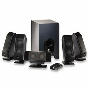 Logitech X-540 Multimedia Speaker System