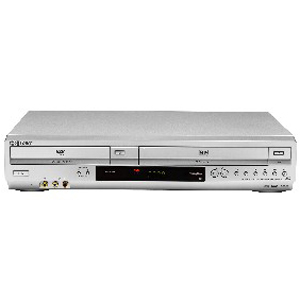 Sony SLVD983P DVD/VCR Combo