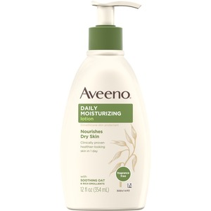 Johnson&Johnson Aveeno Daily Moisturizing Lotion