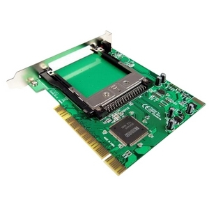 Cables Unlimited IOC9000 ADAPTER CARD, PCI TO PCMCIA Audio Electronics