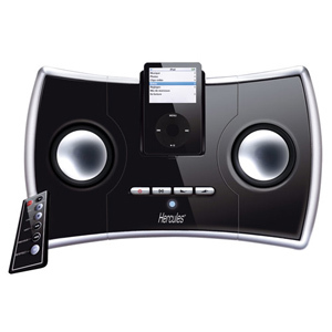 Guillemot Hercules i-XPS 250 iPod Speaker System