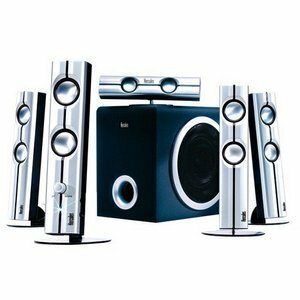 Guillemot Hercules XPS 5.1 70 Home Theater Speaker System