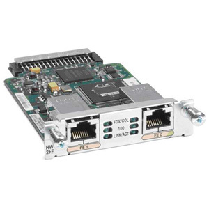 Cisco 2-Port Fast Ethernet High-Speed WIC