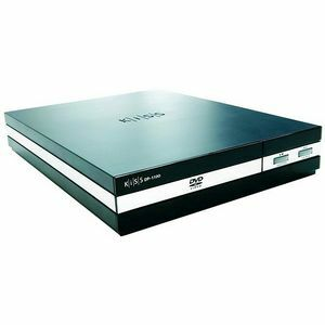 Linksys KiSS DP-1100 DVD Player