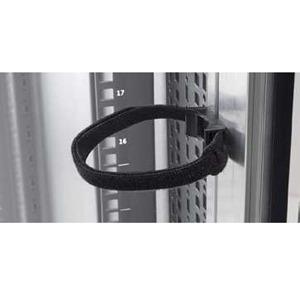 Liebert Hook & Loop Toolless Strip - Cable Strap - 100 Pack