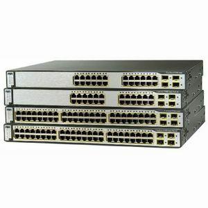 CISCO WS-C3750E-48TD-E Catalyst 3750E 48-Port Multi-Layer Ethernet Switch