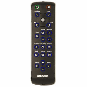 InFocus Commander Remote Control