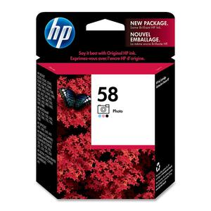 HP #58 COLOR INK CARTRIDG C6658A *net*