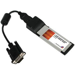 Startech Expresscard Serial Adapter - Ec1s950