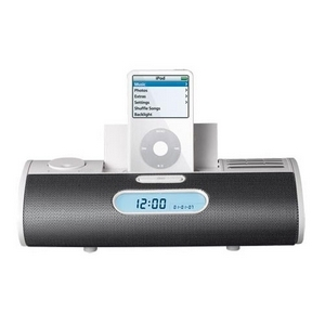 Trust Alarm Clock Radio For iPod SP-2993Wi