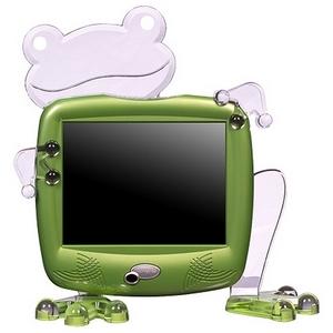"""HannStar HANNSrobby 9.6"""" LCD TV"""