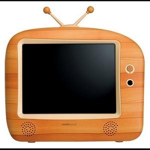 """HannStar HANNSwood 9.6"""" LCD TV"""