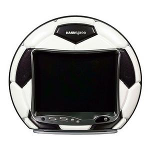 """HannStar HANNSdribbling 9.6"""" LCD TV"""