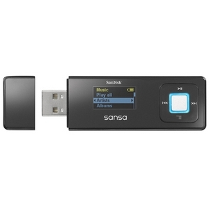 SanDisk Sansa Express 2GB MP3 Player
