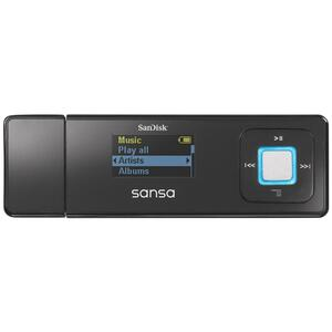 SanDisk Sansa Express 1GB MP3 Player