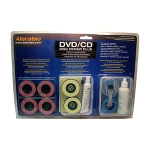 Aleratec DVD/CD Repair Plus Refill Value Pack - For Optical Media