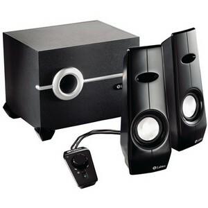 Logitech Pulse 386 PC Multimedia Speaker System
