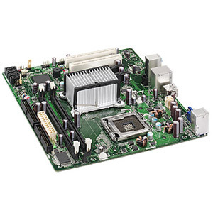 Intel Classic DG31PR Desktop Motherboard - Intel Chipset - Socket T LGA-775 - Bulk Pack
