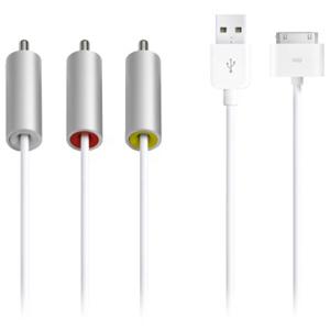 Apple Composite Audio/Video Cable