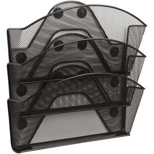 Safco Magnetic Triple File Pocket
