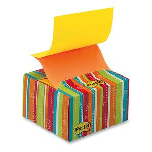 3M Desk Grip Pop-up Notes Dispenser