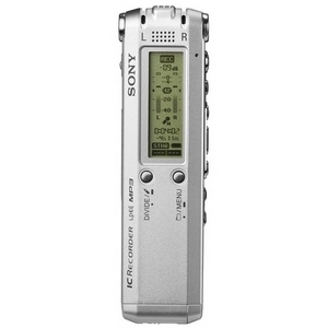 Sony ICD-SX57 256MB MP3 Player