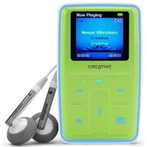 Creative Zen MicroPhoto 8GB MP3 Player