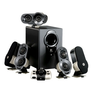 Logitech G51 Surround Sound Speaker System