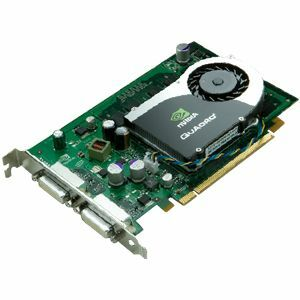 HP GP528AA Quadro FX370 Graphics Card