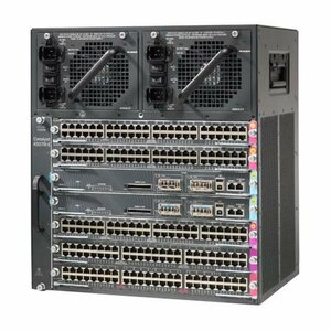CISCO WS-C4507R-E Catalyst 4507R-E Switch Chassis