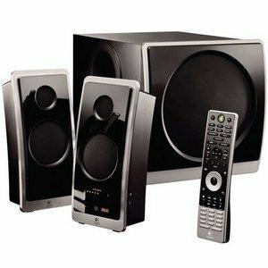 Logitech Z Cinema Surround Sound Speaker